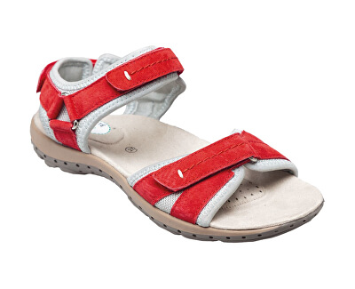 SANTÉ Zdravotní obuv dámská MDA/157-32 Red