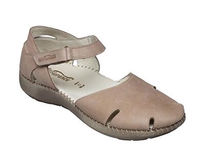 SANTÉ Zdravotní obuv dámská MN/21622 Tortora