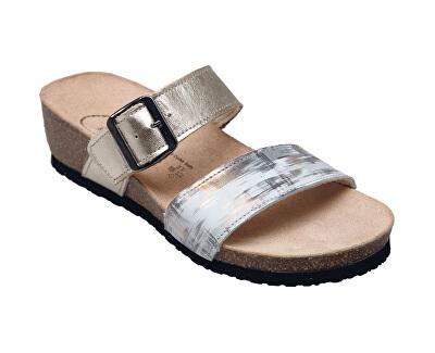 SANTÉ Zdravotní obuv dámská N/101/1/10C metal