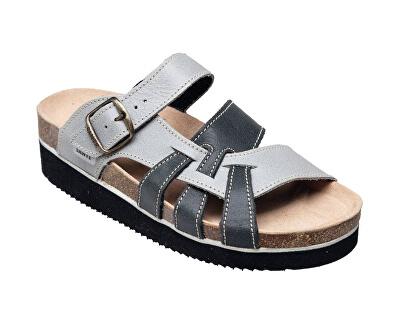 SANTÉ Zdravotní obuv dámská N/240/9/19/69/H/K/CP šedá