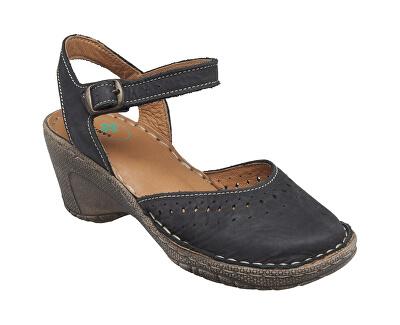 Zdravotní obuv dámská N/309/5/60 černá