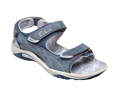 SANTÉ Zdravotní obuv dámská OR/60256 modrá