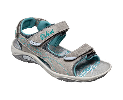 SANTÉ Zdravotní obuv dámská OR/60256 šedá