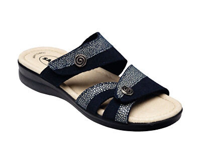 SANTÉ Zdravotní obuv dámská PO/8017.58 Blu
