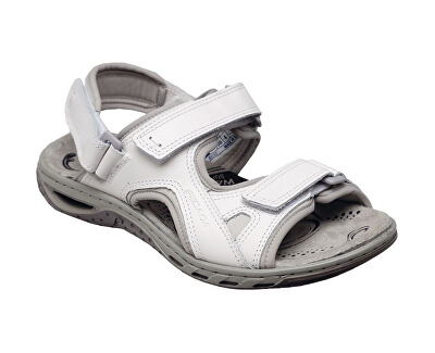 SANTÉ Zdravotní obuv dámská PE/231604-01 bílá