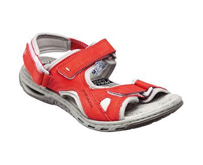 SANTÉ Zdravotní obuv dámská PE/231604-07 červená