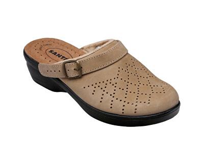 Zdravotní obuv dámská PO/5284 béžová
