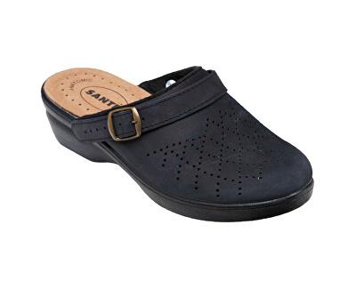 Zdravotní obuv dámská PO/5284 černá