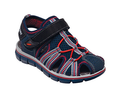 Zdravotná obuv detská IC / 132631 Blu