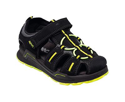 SANTÉ Zdravotní obuv dětská IC/132750 Nero