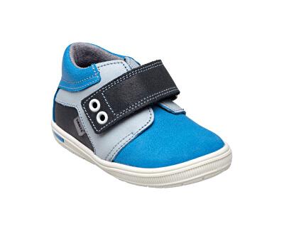 SANTÉ Zdravotní obuv dětská N/661/502/085/016/069 světle modrá (vel. 27-30)