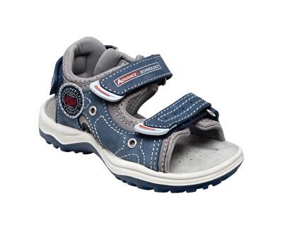 Zdravotná obuv detská OR / 23804 modrá