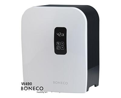 Boneco Pračka vzduchu a zvlhčovač W490
