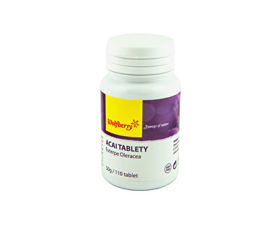 Wolfberry Acai tablety 110 tabliet<br /><strong>Acai</strong>