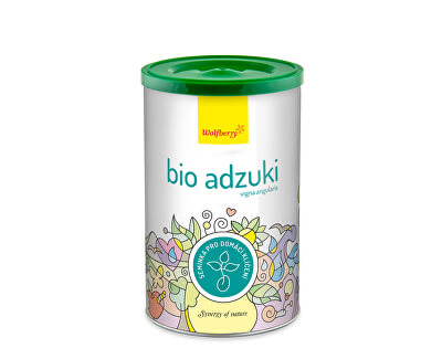Wolfberry Adzuki BIO semínka na klíčení 200 g<br /><strong>Adzuki</strong>