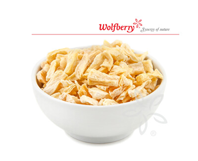 Wolfberry Ananás lyofilizovaný<br /><strong>Ananas lyofilizovaný</strong>