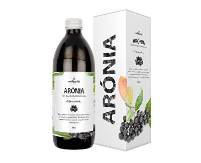 Nef de Santé Arónia - 100% šťava z plodov arónie čiernoplodej 500 ml