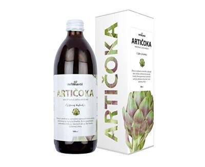 Nef de Santé Artičoky - 100% šťava z listov artičoky 500 ml