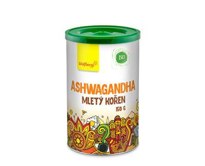 Wolfberry Ashwagandha BIO 150 g<br /><strong>Ashwagandha</strong>