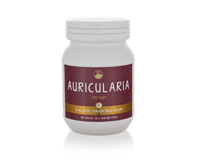 Empower Supplements Auricularia PREMIUM 100 kapslí