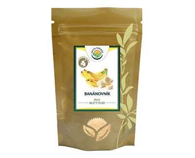 Salvia Paradise Banán prášek<br /><strong>Banán</strong>