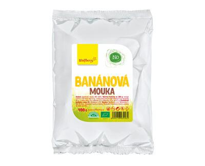Banánová mouka BIO 400 g