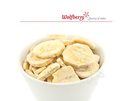 Wolfberry Banány lyofilizované 20 g<br /><strong>Banány</strong>