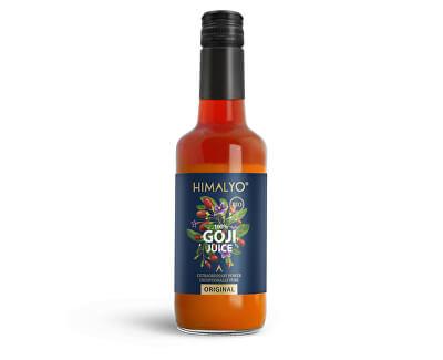 Himalyo BIO 100% Goji Juice (šťáva z plodů kustovnice čínské) 350 ml