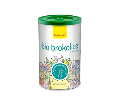 Wolfberry Brokolica BIO semienka na klíčenie 200 g<br /><strong>Brokolice</strong>