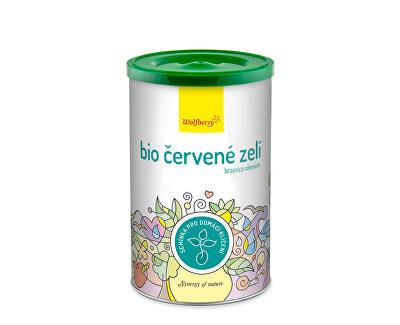 Wolfberry Červené zelí BIO semínka na klíčení 200g<br /><strong>Červené zelí</strong>