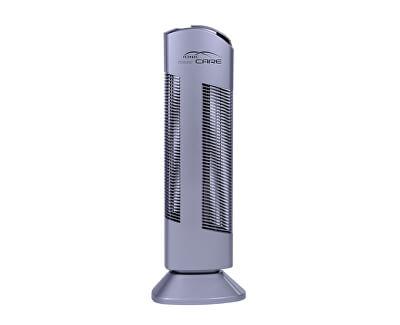 Ionic-CARE Čistička vzduchu Ionic-CARE Triton X6 stříbrná 1 ks + Nápojová láhev Ionic-CARE