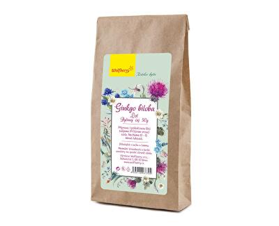 Wolfberry Ginkgo biloba bylinný čaj 50 g<br /><strong>Ginkgo</strong>