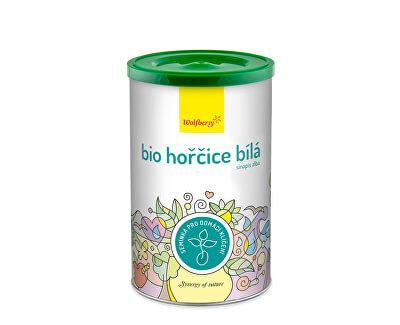 Wolfberry Hořčice bílá BIO semínka na klíčení 200 g<br /><strong>Hořčice semínka</strong>