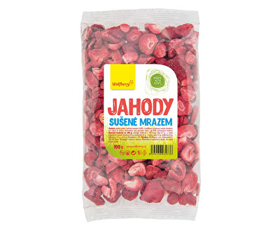 Wolfberry Jahody lyofilizované<br /><strong>Jahody lyofilizované</strong>