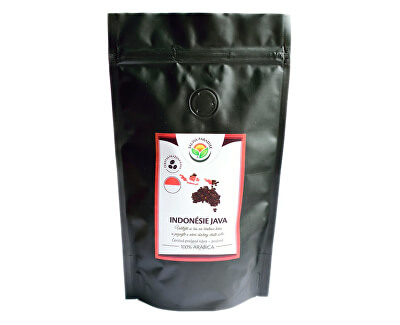 Salvia Paradise Káva - Indonézia Java<br /><strong>Káva - Indonésie Java</strong>