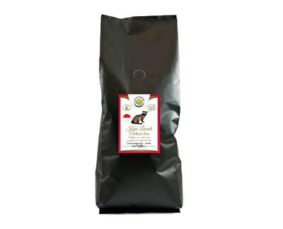 Káva - Kopi Luwak - cibetková káva
