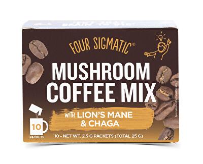 Four Sigmatic Káva s Lion´s mane instantní nápoj 10 sáčků