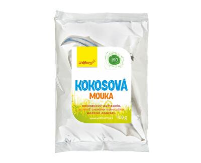 Wolfberry Kokosová múka BIO 400 g<br /><strong>Kokosová mouka</strong>