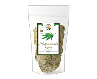 Salvia Paradise Konopné semená lúpaná<br /><strong>Konopná semena</strong>