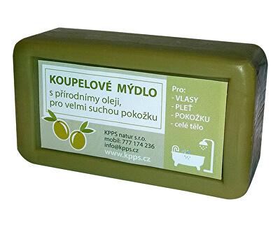 Kúpeľové mydlo - Oliva 150 g