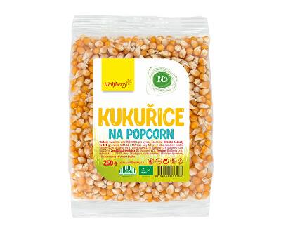 Wolfberry Kukurica na popcorn BIO 250 g<br /><strong>Kukuřice</strong>