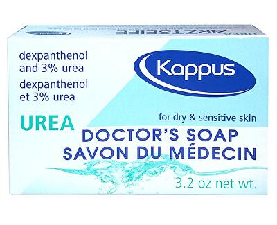 Kappus Lékařské antibakterialní mýdlo s dexpanthenolem a ureou 100 g