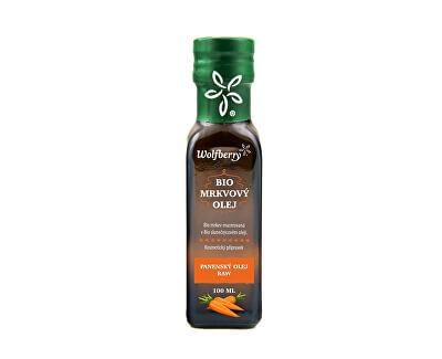 Mrkvový olej BIO 100 ml