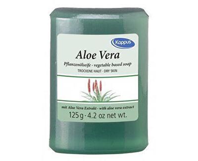 Mýdlo s přírodním olejem Aloe vera 125 g
