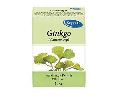 Mýdlo s přírodním olejem Ginko biloba 125 g