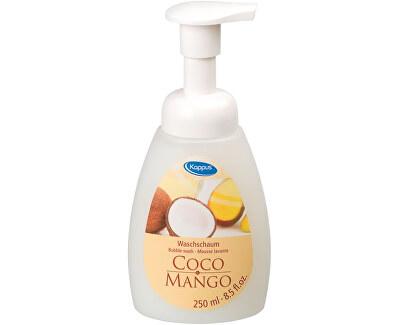 Pěnové mýdlo - kokos + mango 250 ml
