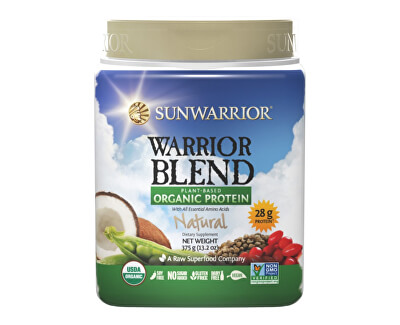 Sunwarrior Protein Blend BIO natural 375 g