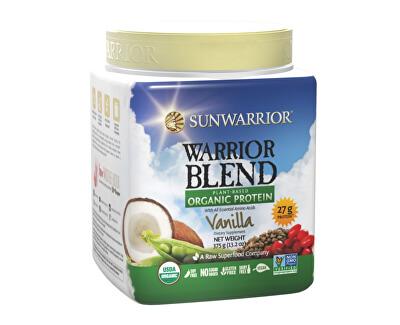 Sunwarrior Protein Blend BIO vanilkový 375 g