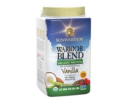 Sunwarrior Protein Blend BIO vanilkový 750 g