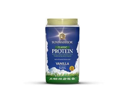 Sunwarrior Protein Classic vanilkový 750 g